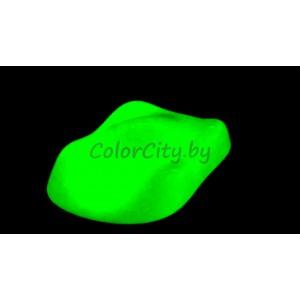 Светящаяся краска, Краска Люминофор FR1 - Салатовый